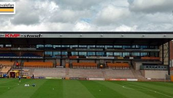 RH side of the Lorne St stand