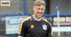 Port Vale striker Richie Bennett