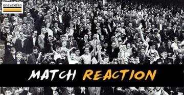 Match Reaction