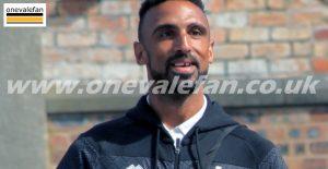 Port Vale defender Leon Legge