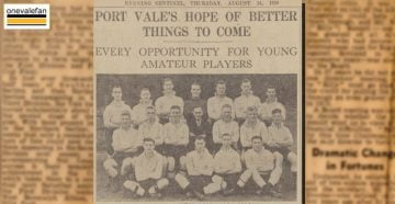 1939 Port Vale youngsters