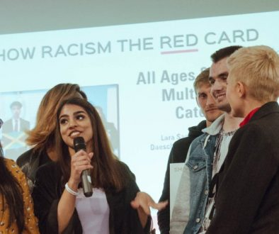 show-racism-red-card