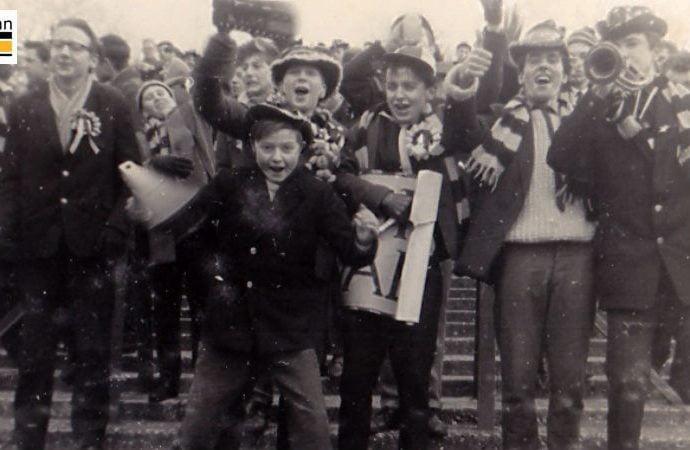 Vintage Port Vale fans