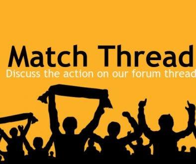 Match thread