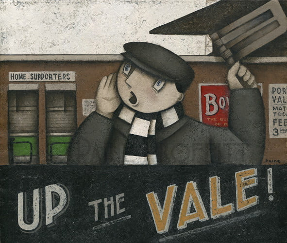 Port Vale - Up The Vale