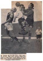 Ray King versus West Ham