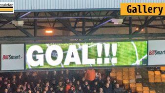 Port Vale 1-4 Oldham Athletic gallery