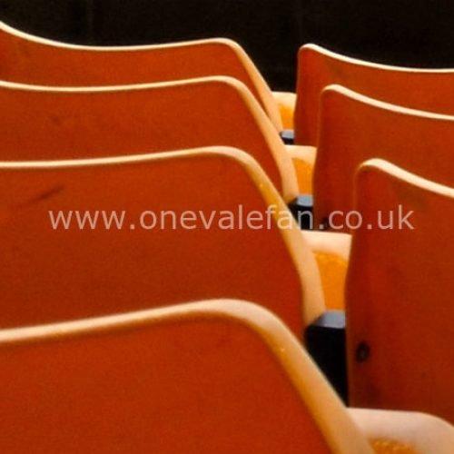 Vale Park seats