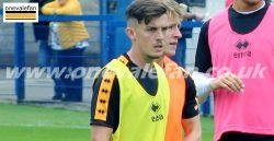 Port Vale midfielder Daniel Trickett-Smith