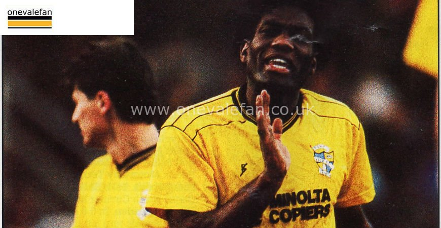 Robbie Earle and Ray Walker