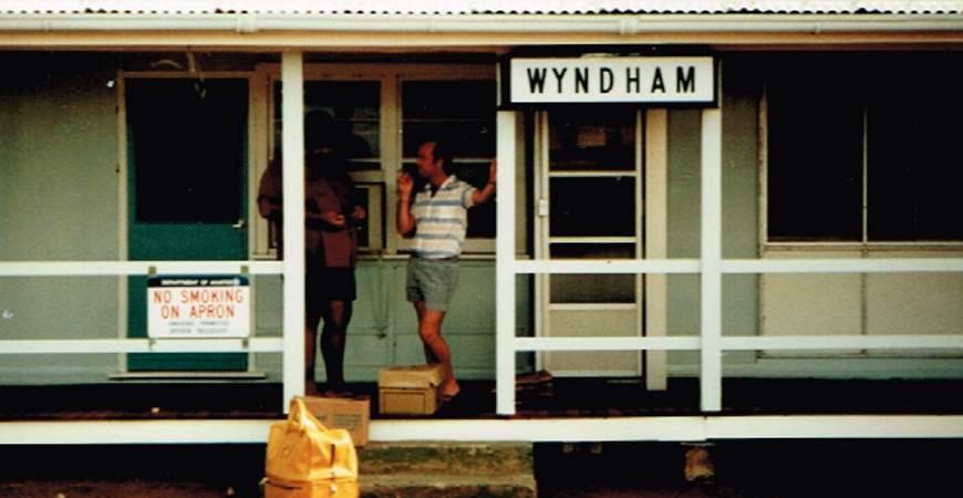 Wyndham - Photo Barry Edge