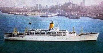 Ship - Photo Barry Edge