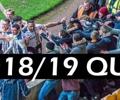 Quiz 2018-19 season
