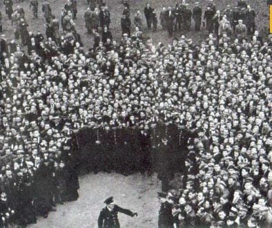 Vintage images of Port Vale fans