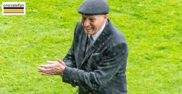 Port Vale club president John Rudge