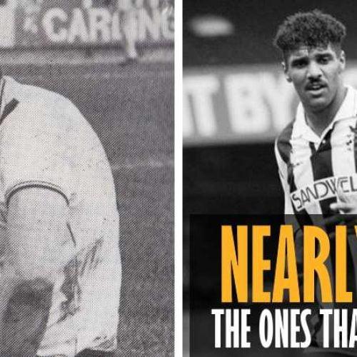Nearly Men - Bob Newton and Don Goodman