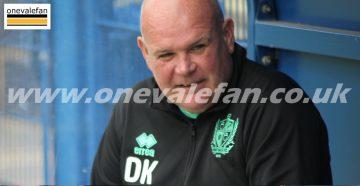 Dave Kevan - Port Vale
