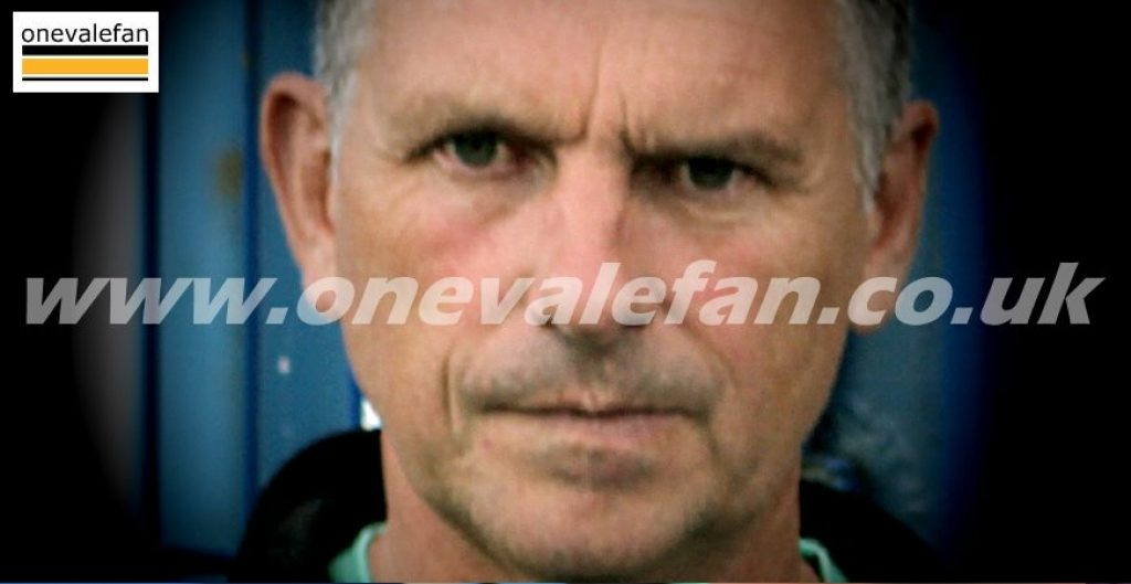 Port Vale manager John Askey