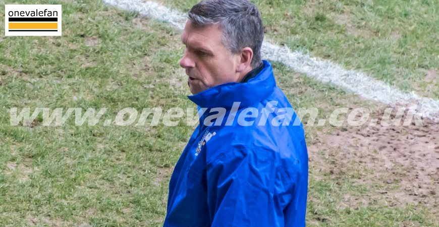 John Askey - Port Vale manager