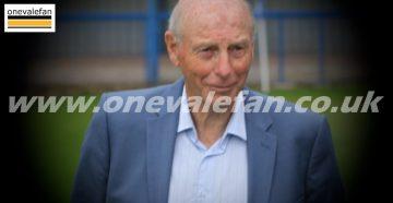 Port Vale club president John Rudge - AS Photos
