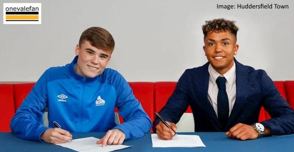 Port Vale winger Luke Daley signs for Huddersfield Town