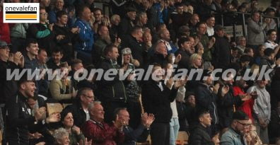 Port Vale supporters