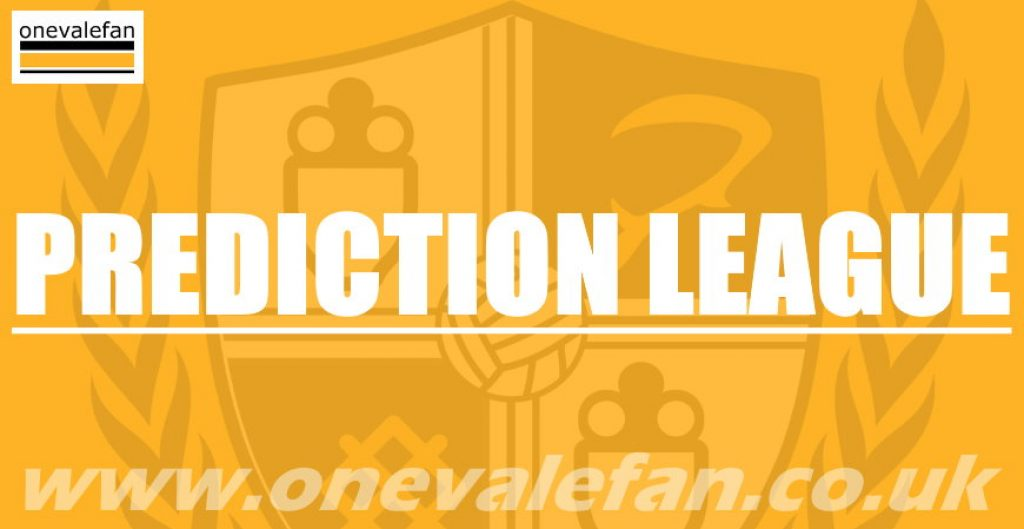 Prediction League