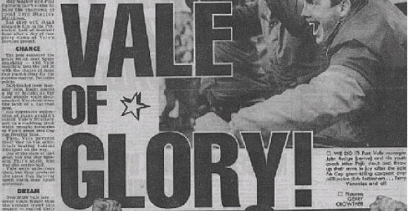 A selection of clippings from Port Vale moments of yesteryear | More