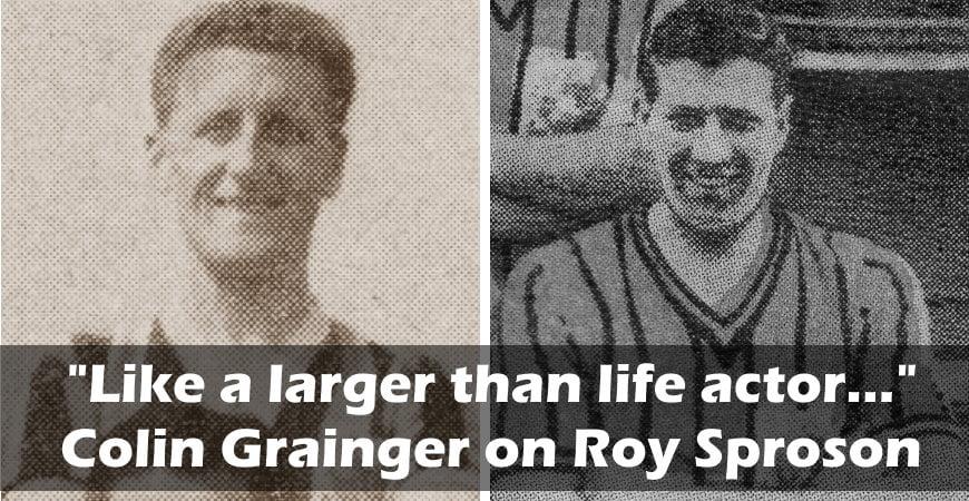 Roy Sproson / Colin Grainger