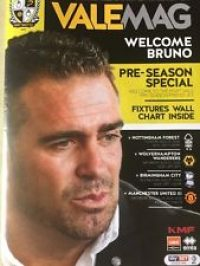 2016 Port Vale programme