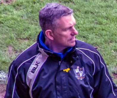 Port Vale FC manager John Askey