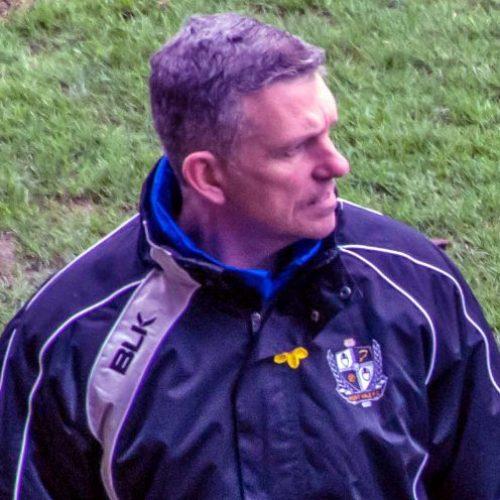Port Vale FC manager John Askey
