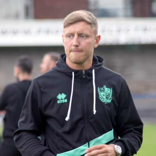 Port Vale FC forward Richie Bennett