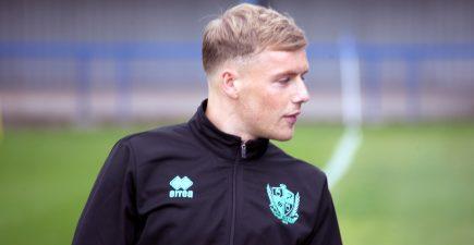 Port Vale FC midfielder Tom Conlon