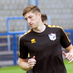 Port Vale FC defender Adam Crookes