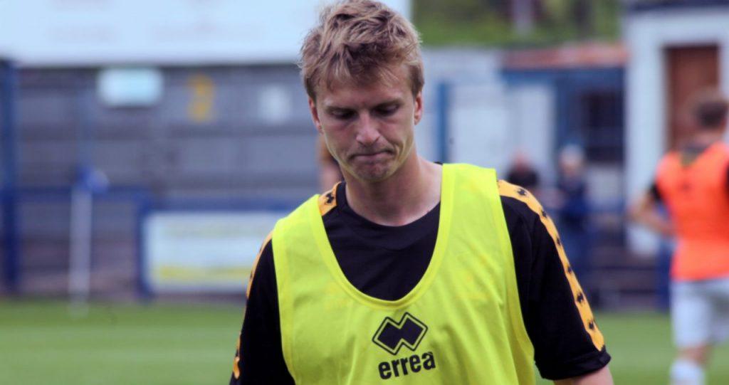 Port Vale FC midfielder Ryan Lloyd