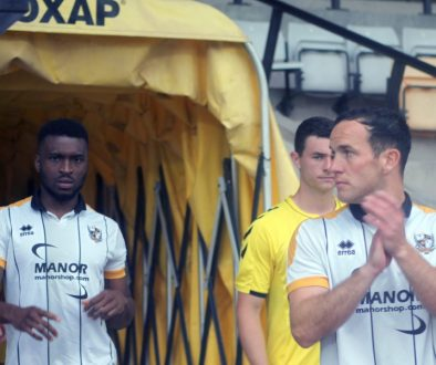 Port Vale players