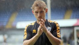 Port Vale FC defender Nathan Smith