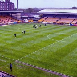 Port Vale FC stadium Vale Park