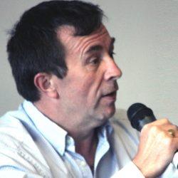 Port Vale CEO Colin Garlick