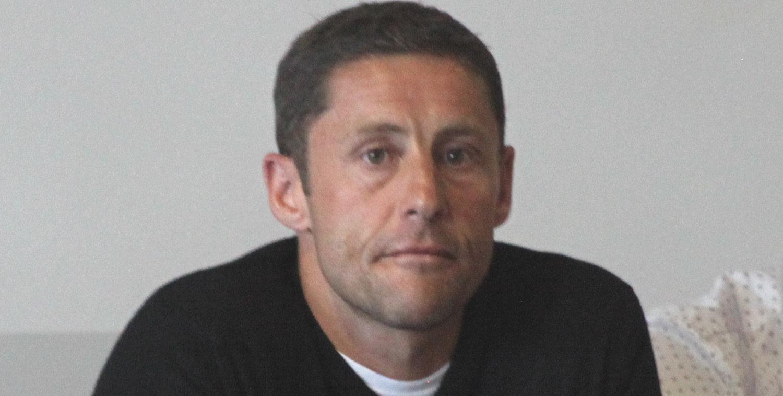 Former Port Vale manager Michael Brown