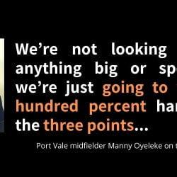 Port Vale v Scunthorpe preview