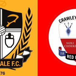 Port Vale vs Crawley preview