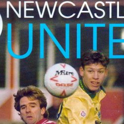 Newcastle United versus Port Vale, 1991