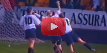 Neil Aspin goal celebrations