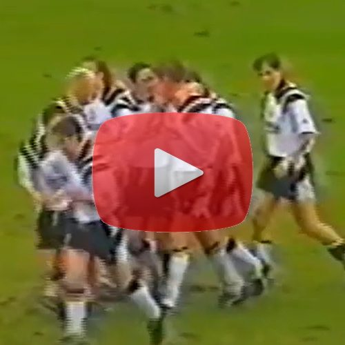 Port Vale 2-1 Bristol City 1995