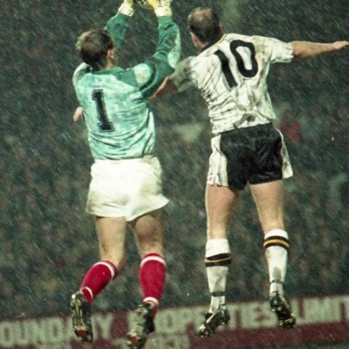 Martin Foyle versus Stoke City