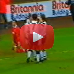 Port Vale 2-2 Swindon Town 1994