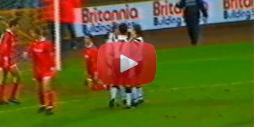 Port Vale 2-2 Swindon Town 1994