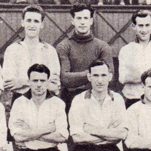 Port Vale team 1953-54